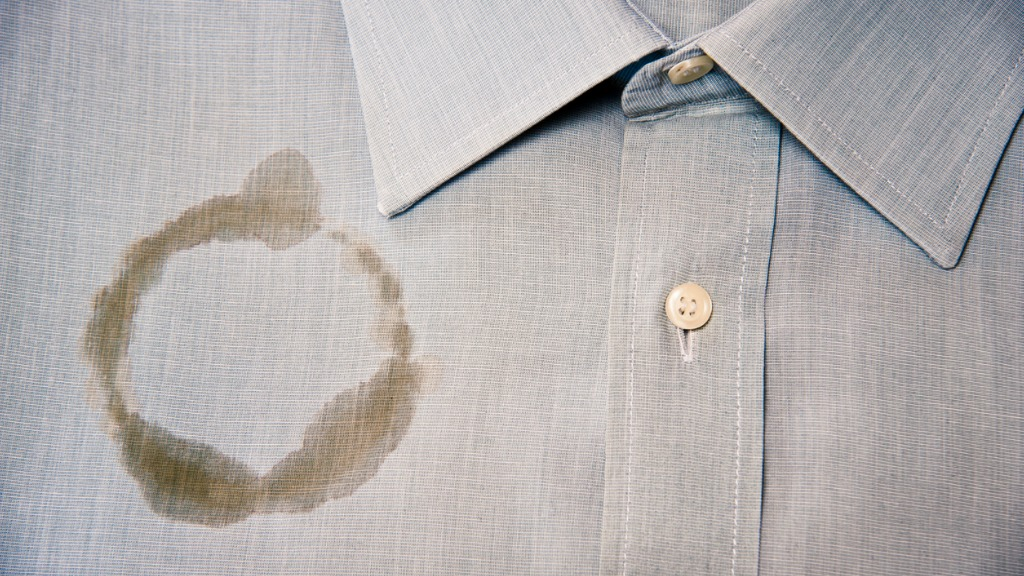 how to take oil stain