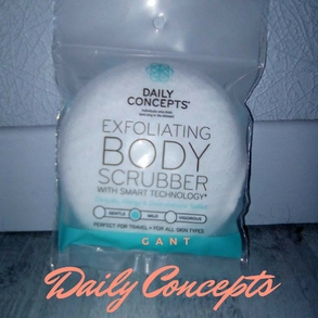 Exfoliating Daily Concepts