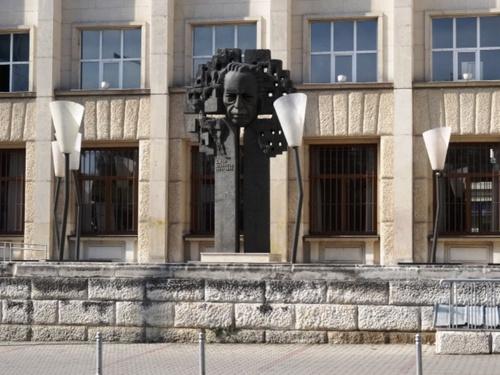 Sofia: autour de la galerie d'art (photos)