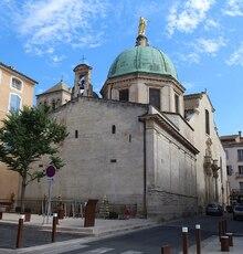 Image illustrative de l'article Cathédrale Sainte-Anne d'Apt