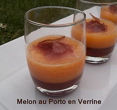 Melon porto verrine 2