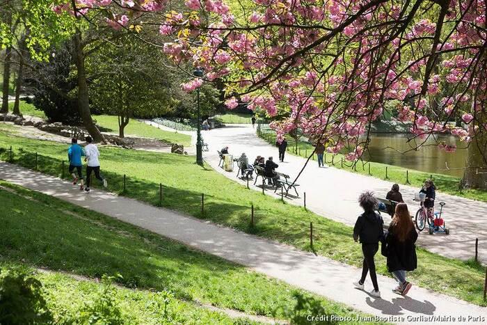 Les 15 plus beaux parcs et jardins de Paris