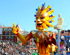 le tour de france des plus beaux carnavals