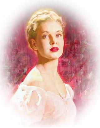 Blonde Louise ...