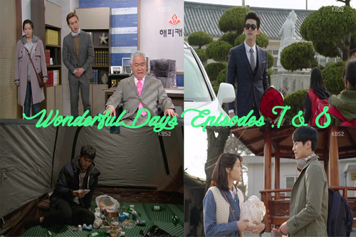 Wonderful Days Episodes 7 et 8