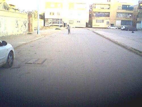 LES JEUNES DE HAÏ EL-IZDIHAR- BISKRA/VESCERA