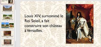 A la cour du Roi-Soleil : tapuscrits et questionnaires