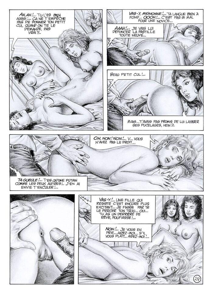 Le pervers de Beaucastel