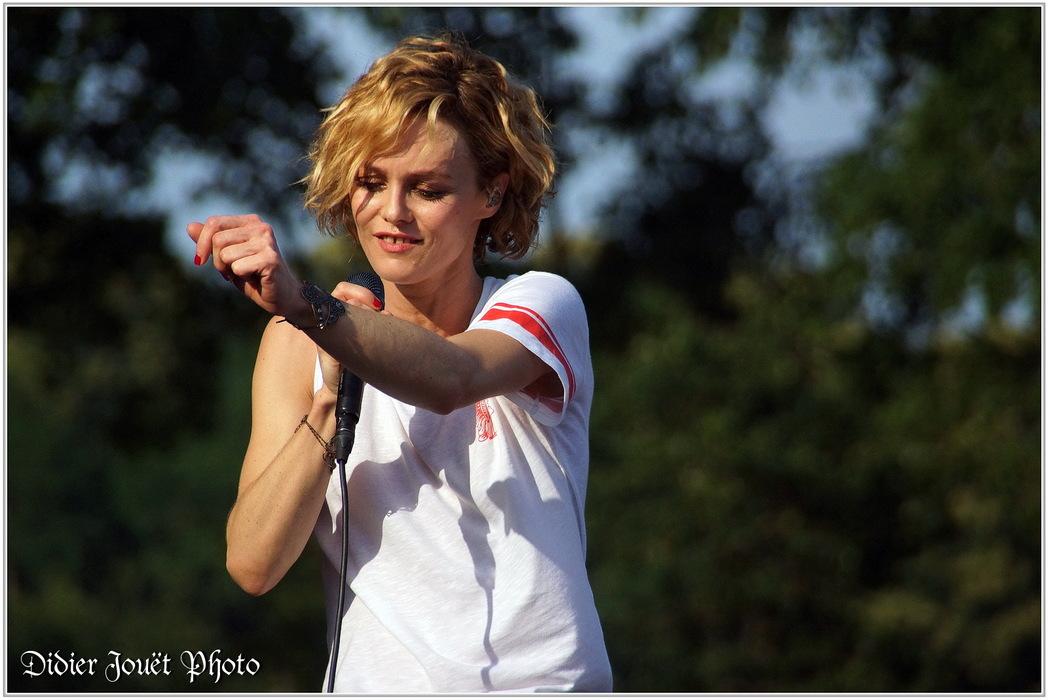 Vanessa Paradis / Vieilles Charrues 2014