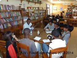 6e forum des métiers