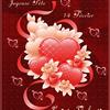 Carte toute en Coeurs