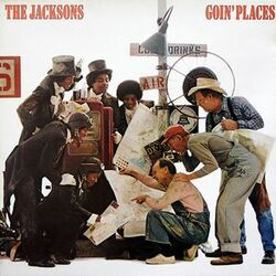 The Jacksons - Goin' Places - Complete LP