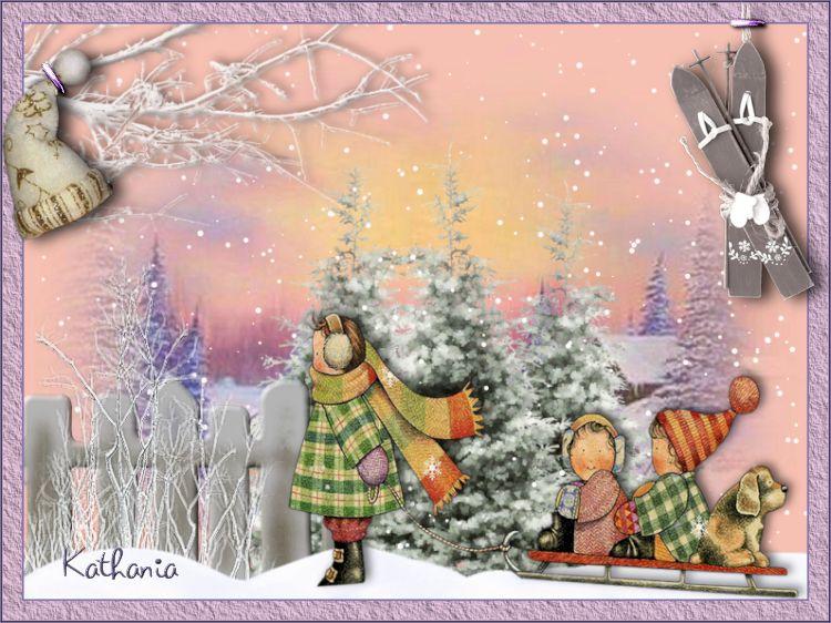 Concours les Sports d'hiver chez Violine