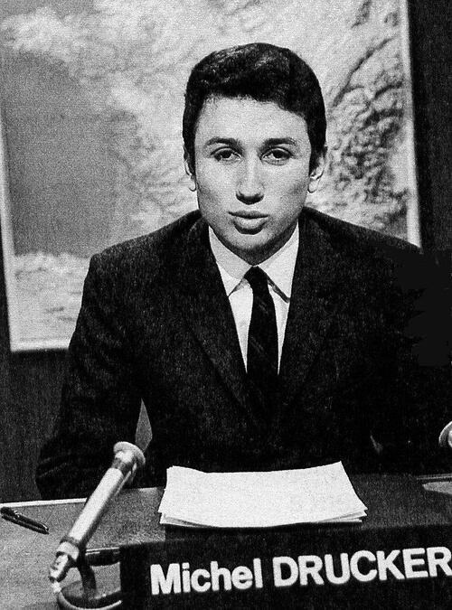 France 5 ce dimanche... 50 ans de variétés à la télé !