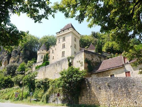 Le château de Malartrie
