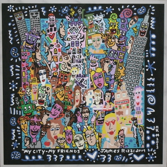 James Rizzi 9