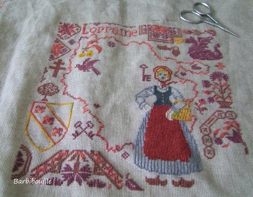 SAL Quaker de Lorraine # 8