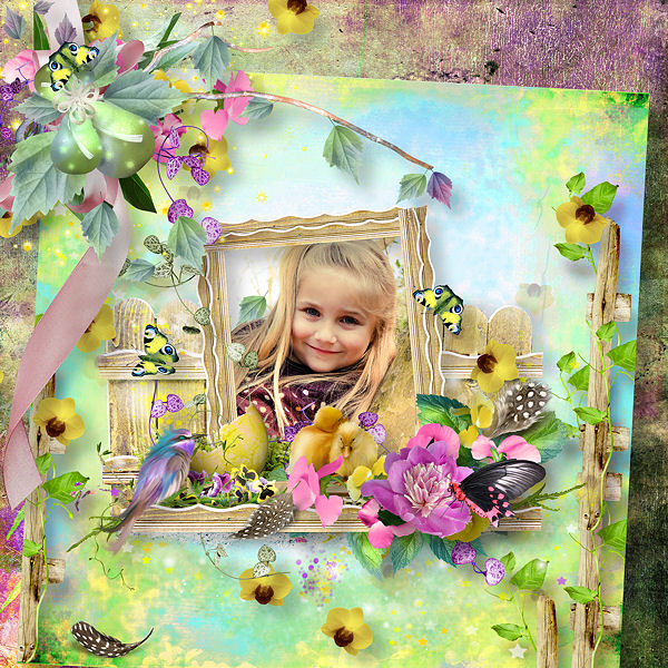 """Easter for fun"" by Saskia Designs"