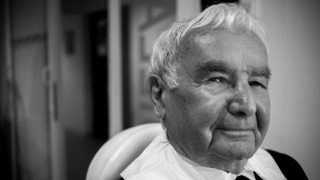 Robert Hébras célèbre ses 90 ans
