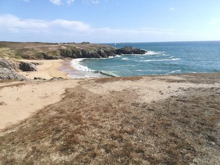 Carte postale : entre Cotentin et Morbihan