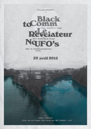 Black To Comm – Black To Comm (2014)