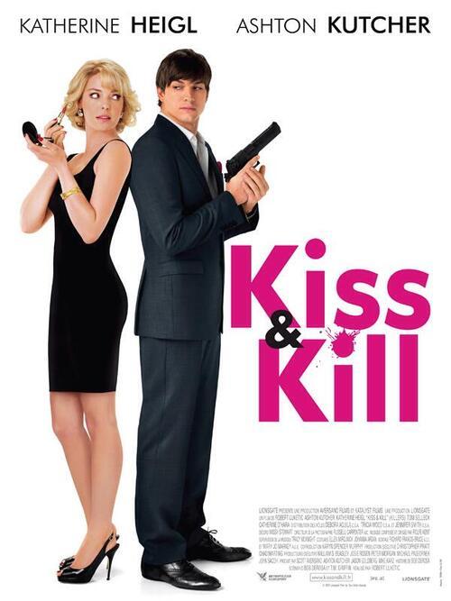 """Bonsoir a l'honneur : """" kiss & kill """""""