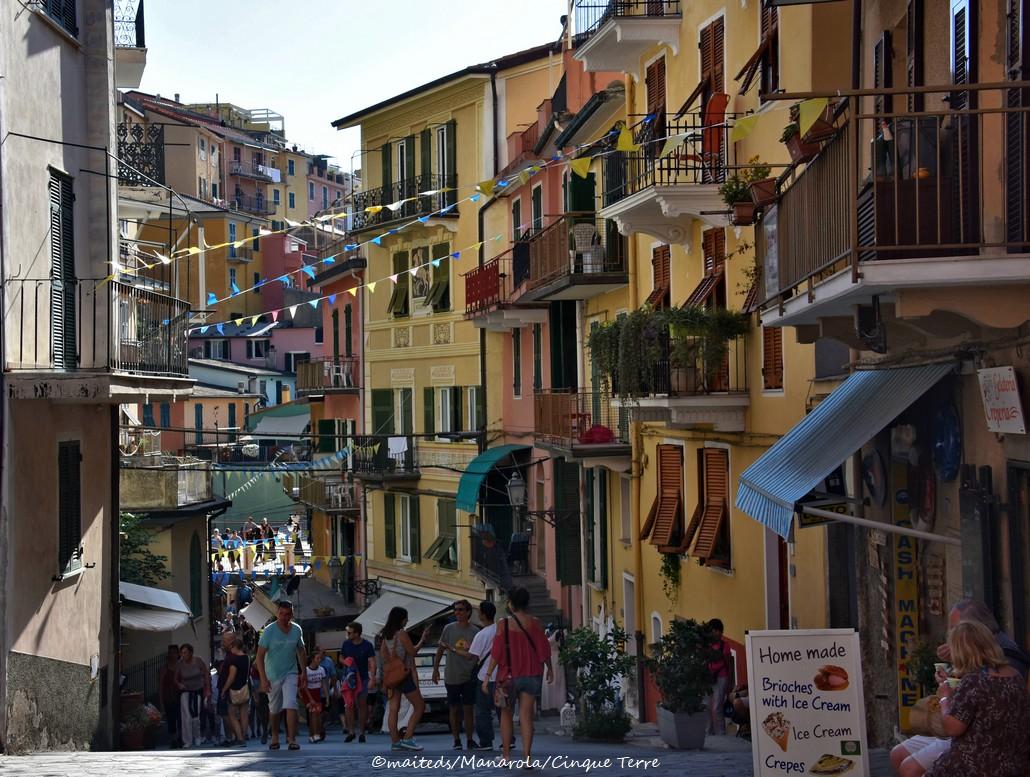 Manarola - Cinque Terre - Italie