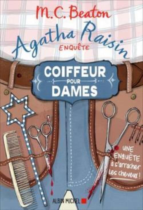 Agatha Raisin: Coiffeur pour dames et photo