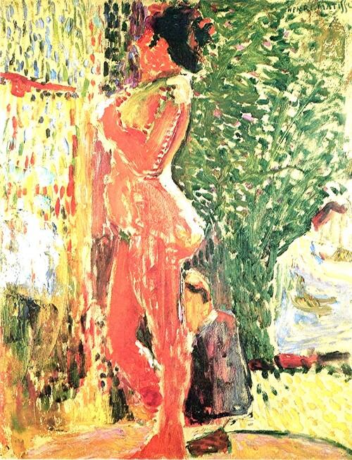 Matisse 5 / 1898...1899...natures mortes , nu et paysages.