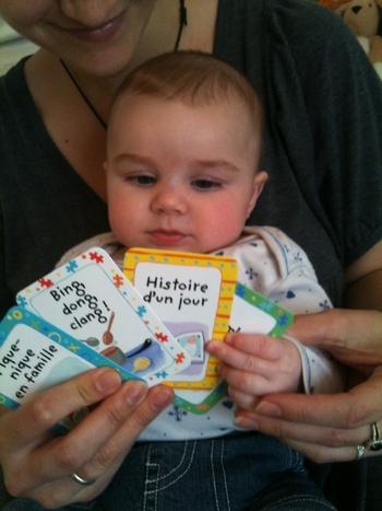 52 activités avec bébé - Lynn Gordon (1)