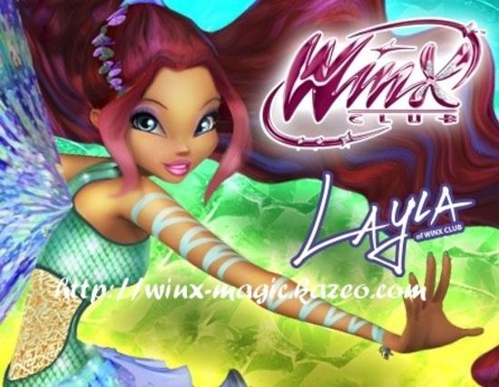Layla Sirenix Fairy Couture