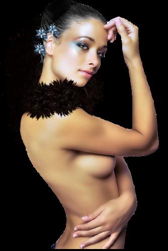 Femme nue etc