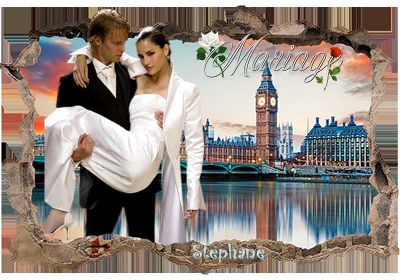Défi pour Maman ( Manik) Mariage