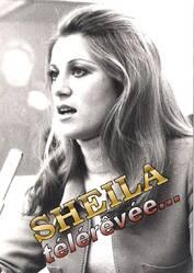 04 décembre 1971, Sheila à Bruxelles - 5 NOUVEAUTES
