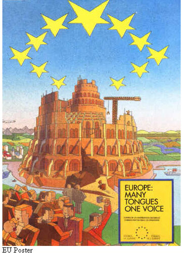 Construction de l'Europe et ses traitres