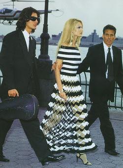 ➤ La sous-culture MK luciférienne dans l'industrie de la mode (juste un aperçu)
