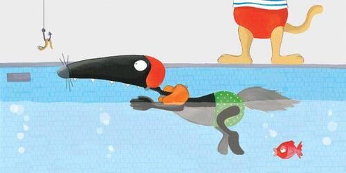Livret de natation cycle 2