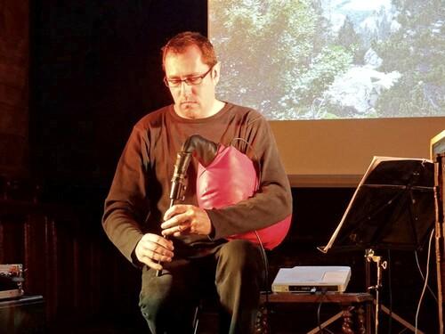 Celtic Voyage, un concert de musique celte avec Christophe Morvan...