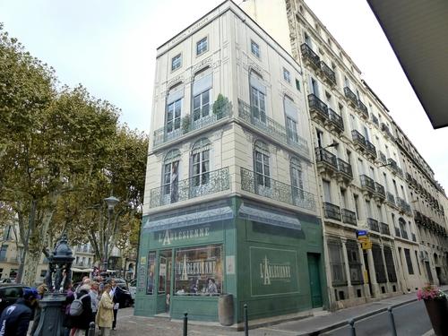 Les murs peints de Béziers : Photos Anne . L