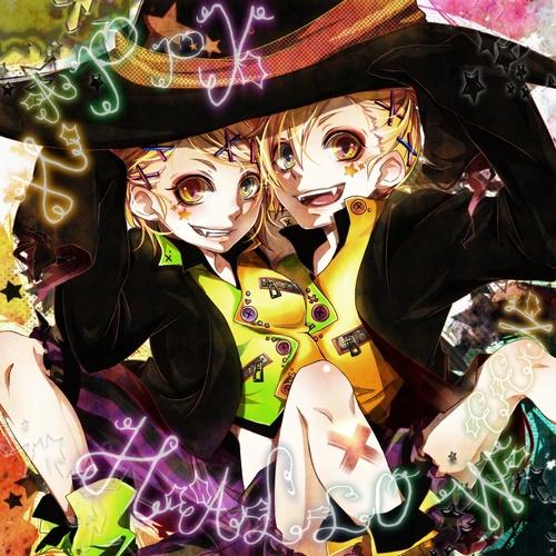 Image Vocaloid Halloween