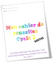Cahier de réussites Cycle 2 Maths IO 2016