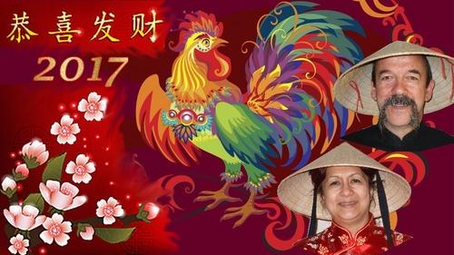 Fêtes du Têt et nouvel an Chinois