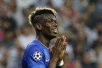 Football : Pogba, entre 12 et 15 millions d'euros par saison ?