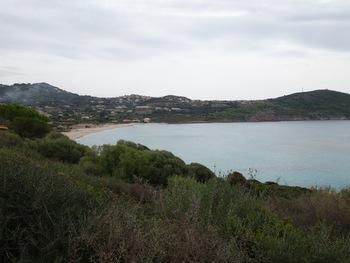 La plage du Pero