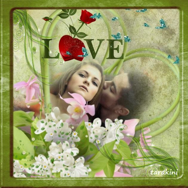 365 mots d'amour