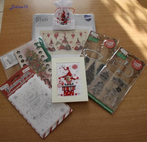 Cadeaux envoyés et recus -5
