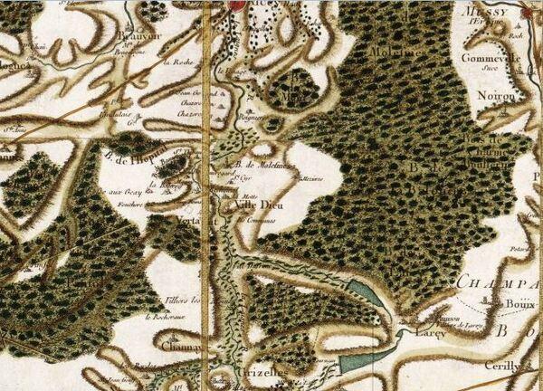 La vie économique et sociale dans un village bourguignon au XVIIIème siècle, une conférence de Leslie Augueux pour les Amis du musée du Pays Châtillonnais