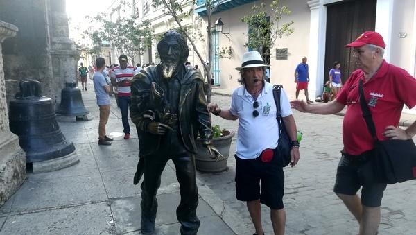 J 13 2ème journée à la Havane