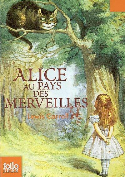 Lewis Carroll - Alice au pays des merveilles - R-U