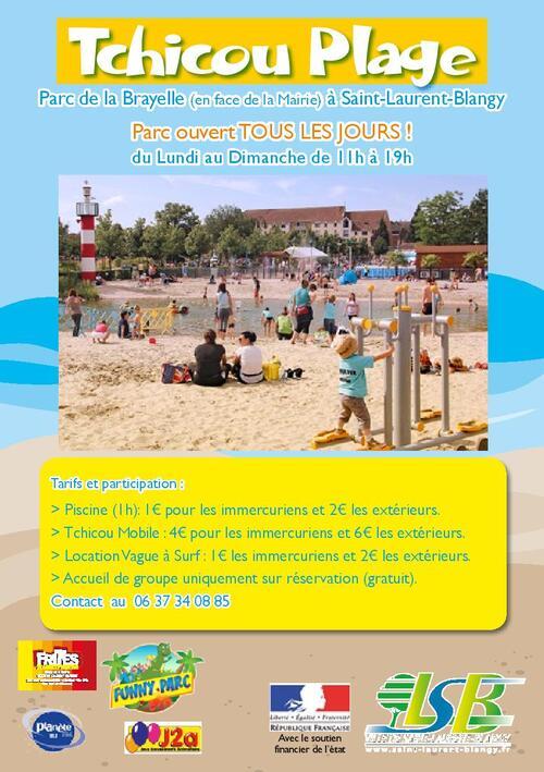 Les parcs d'attractions d'été à ARRAS et ses environs